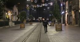 İçişleri Bakanlığı sokağa çıkma yasağı tedbirleri hakkında açıklama yaptı