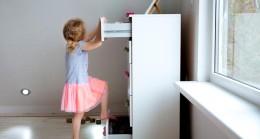 Çocuklarınızın ev kazalarına maruz kalmaması için bu önerilere kulak verin!