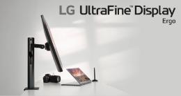 LG hem ergonomik hem 4K monitörlerini piyasaya sürdü