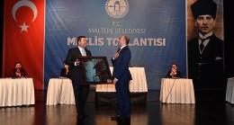 Azerbaycan Kültür Bakanı Maltepe'yi ziyaret etti