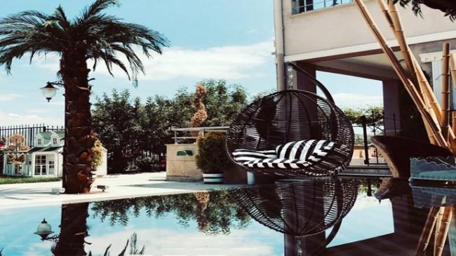 Balkon ve bahçelerin terapi köşesi