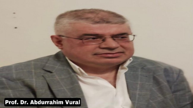 PROF. DR. ABDURRAHİM VURAL'DAN ALMANYA'DA CUMHURBAŞKANI'NI DOĞRUDAN HALK SEÇSİN