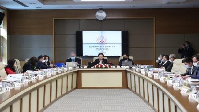 Bakan Yanık, TBMM Kadına Yönelik Şiddetin Sebeplerinin Belirlenmesi Araştırma Komisyonu'nun sorularını yanıtladı