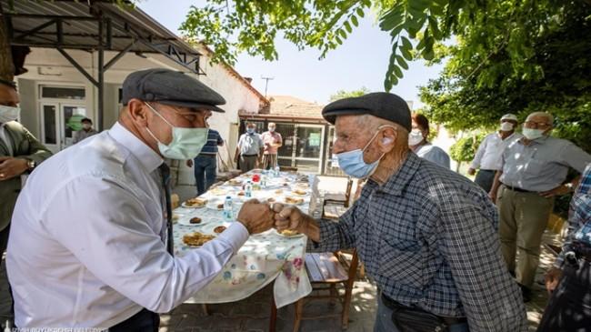 Başkan Tunç Soyer'in yarımada turu Urla'dan başladı