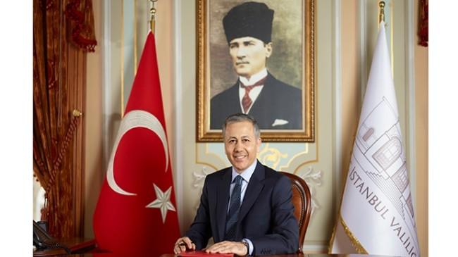 İstanbul Valisi Ali YERLİKAYA