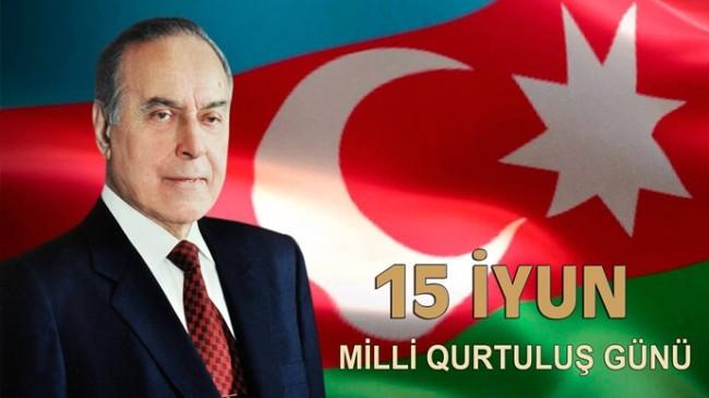"""Azerbaycan Milletvekili Memmedov , """"15 Haziran tarihi Azerbaycan'ın bugününü ve geleceğini belirledi"""""""