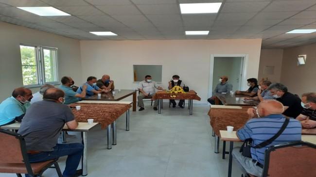 Orman Kadastro Komisyonları Değerlendirme Toplantısı Yapıldı