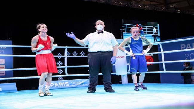 Olimpik Boks Milli Takımı 2 altın, 2 bronz olmak üzere toplam 4 madalya