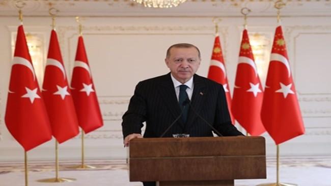 """""""Türkiye, müttefikleriyle iş birliği içinde küresel barış ve istikrara yardımcı olmayı sürdürecektir"""""""