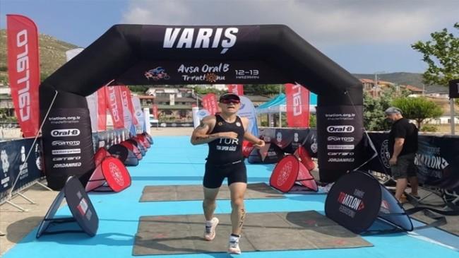 TSK Spor Gücü, Avşa Adası Triatlon Müsabakalarında Önemli Başarılar Elde Etti