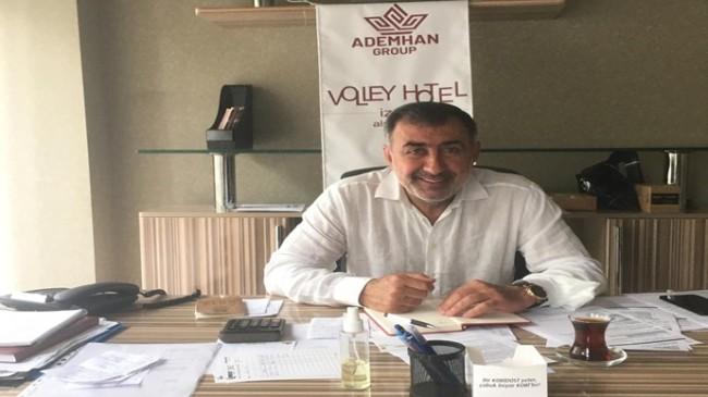 Türkiye Irak İş İnsanları Derneği icra Kurulu Başkanı  Ferhan ADEMHAN `dan Basın Açıklaması