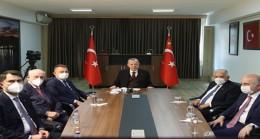 """""""Türk Silahlı Kuvvetleri, sayısız zaferleriyle milletimizin iftihar kaynağıdır"""""""