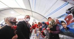 Bakan KASAPOĞLU Diyarbakır'da