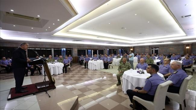 """Millî Savunma Bakanı Hulusi Akar: """"24 Temmuz 2015'ten İtibaren 18 Bin 140 Terörist Etkisiz Hale Getirildi"""""""