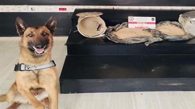 Hakkari Yüksekova'da Eroin Yakalandı