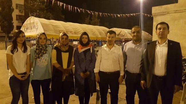 AK Parti Şanlıurfa Milletvekili Mehmet Ali CEVHERİ' nin '15 Temmuz Demokrasi ve Milli Birlik Günü' ile ilgili Basın Açıklaması
