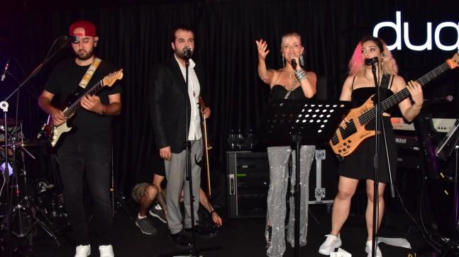 Duqqan Sahne Hız Kesmeden Konserlere Devam Ediyor