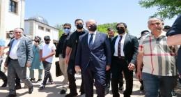 Cumhurbaşkanı Ersin Tatar, Diyarbakır'da Peygamberler ve Krallar Şehri'ni ziyaret etti