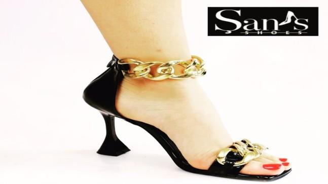 Moda tutkunlarına Şan's Shoes'dan özel tasarımlar!