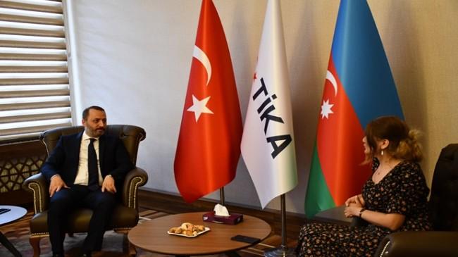 """TİKA Başkanı , """"Şuşa Beyannamesi"""" ikili ilişkilerin daha da geliştirilmesi için bir yol haritası olacaktır"""