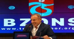 """""""ŞAMPİYONLUK TRABZONSPOR İSMİNİN OLDUĞU YERDE VAR"""""""