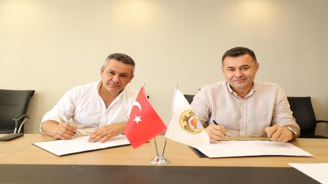 Alanya Belediyesi ile Eren Enerji arasında 500 bin fidan bağışını kapsayan protokol imzalandı