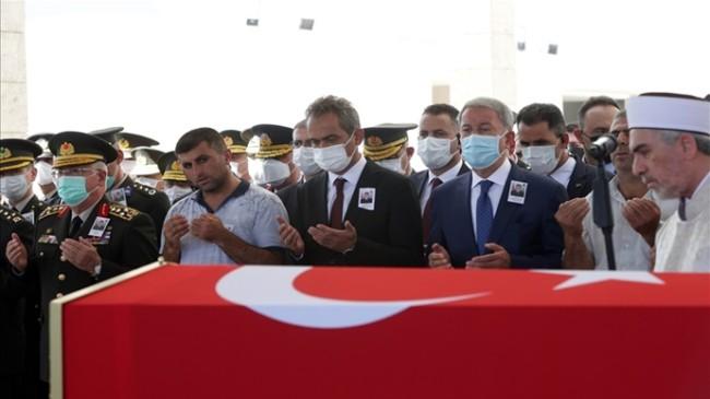 Şehit Uzman Onbaşı Cengizhan Kaplan İçin Tören Düzenlendi