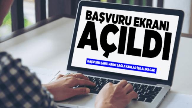 İŞKUR on binlerce kişi için iş müjdesini duyurdu! Sayfahaber.com