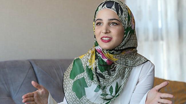 Ailesiyle iç savaştan kaçtı, Türkiye'de okul birincisi oldu