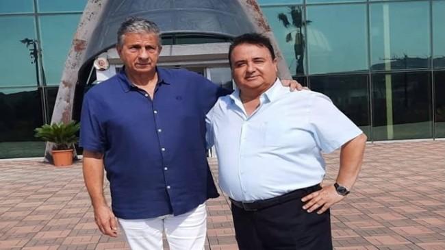 Seyfullah Türksoy, dünyaca ünlü organizatör Ahmet San'ın dev projesini anlattı HOLLYWOOD'U TÜRKİYE'YE GETİRİYOR