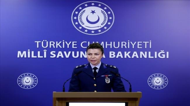Terörle Mücadele Başta Olmak Üzere Devam Eden Faaliyetlerimize İlişkin Basın Bilgilendirme Toplantısı Düzenlendi